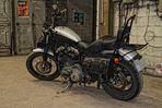 Harley Davidson, immer noch ein Traum