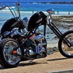 Harley-Davidson-in-Kapstadt
