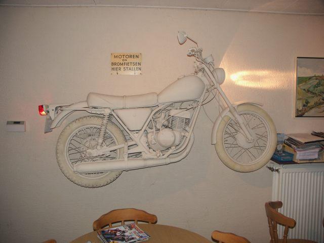 Harley-Davidson SS250