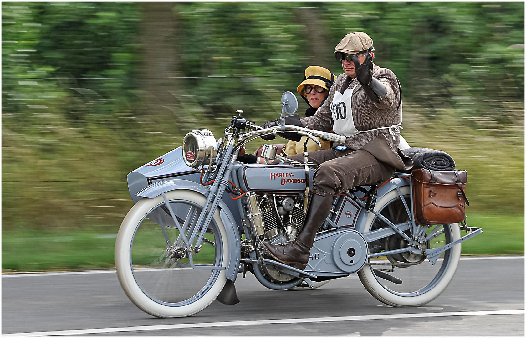 Harley - Driver