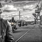 Harley Hafen-Tour