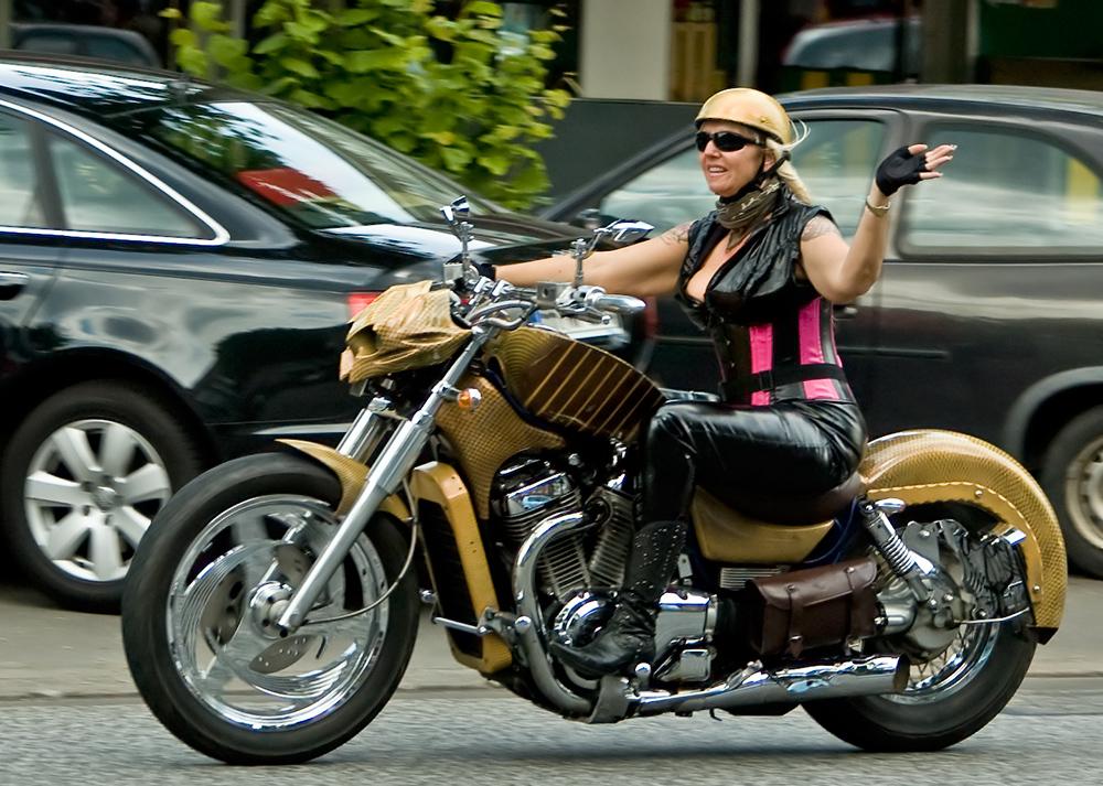 Harley, reine Männersache?
