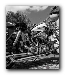 Harley und Wein 2012 Ürzig - Mosel