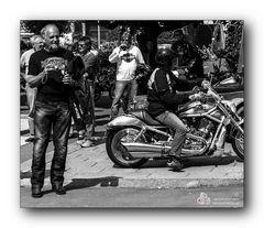 Harley und Wein 2012 .... Ürzig - Mosel