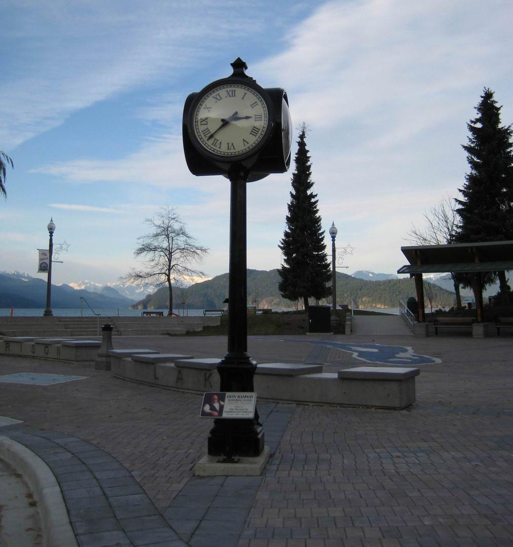 Harrison Hot Springs.British Columbia.Canada.