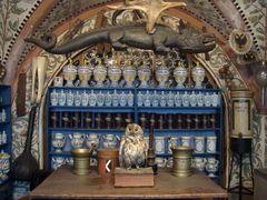 Harry Potters Arbeitszimmer