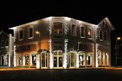 Harsefeld — Schönes altes Geschäftshaus