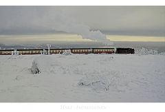 """Harz- Impressionen """" Blick, vom Brocken......"""