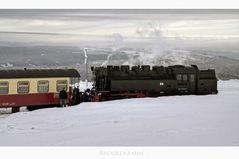 """Harz- Impressionen """" Brockenbahn ......"""
