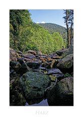 """Harz-Impressionen """" das Okertal....ein Ort zum entspannen...."""""""