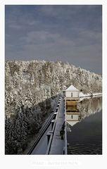 """Harz- Impressionen """" die Eckertalsperre, aus meiner Sicht.... """""""