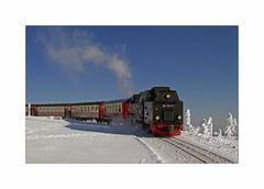 """Harz- Impressionen """" die Harzerschmalspurbahn...."""""""
