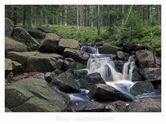 """Harz - Impressionen """" entlang der Bode...."""""""