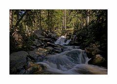 "Harz - Impressionen "" entlang der Bodefälle*...."""