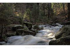 """Harz- Impressionen """" entlang des ILsetals """""""
