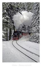 """Harz-Impressionen """" Harzer Schmalspurbahn.."""""""