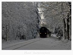 """Harz- Impressionen """" kurz vor dem ZIEL......."""