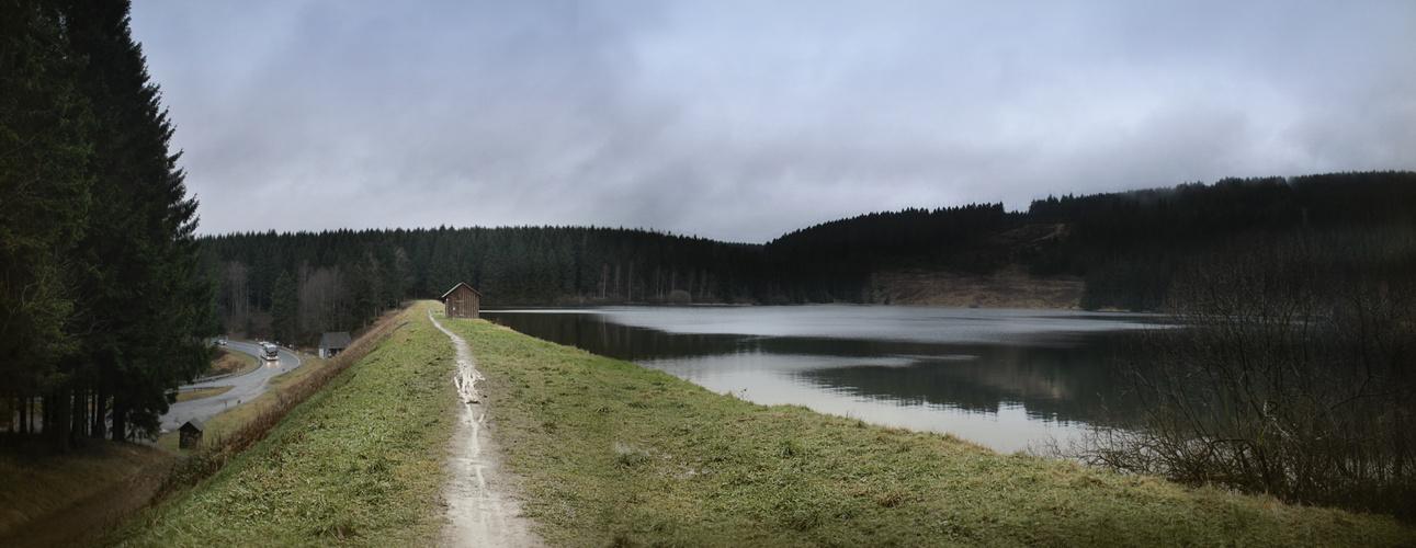 Harz, Stausee