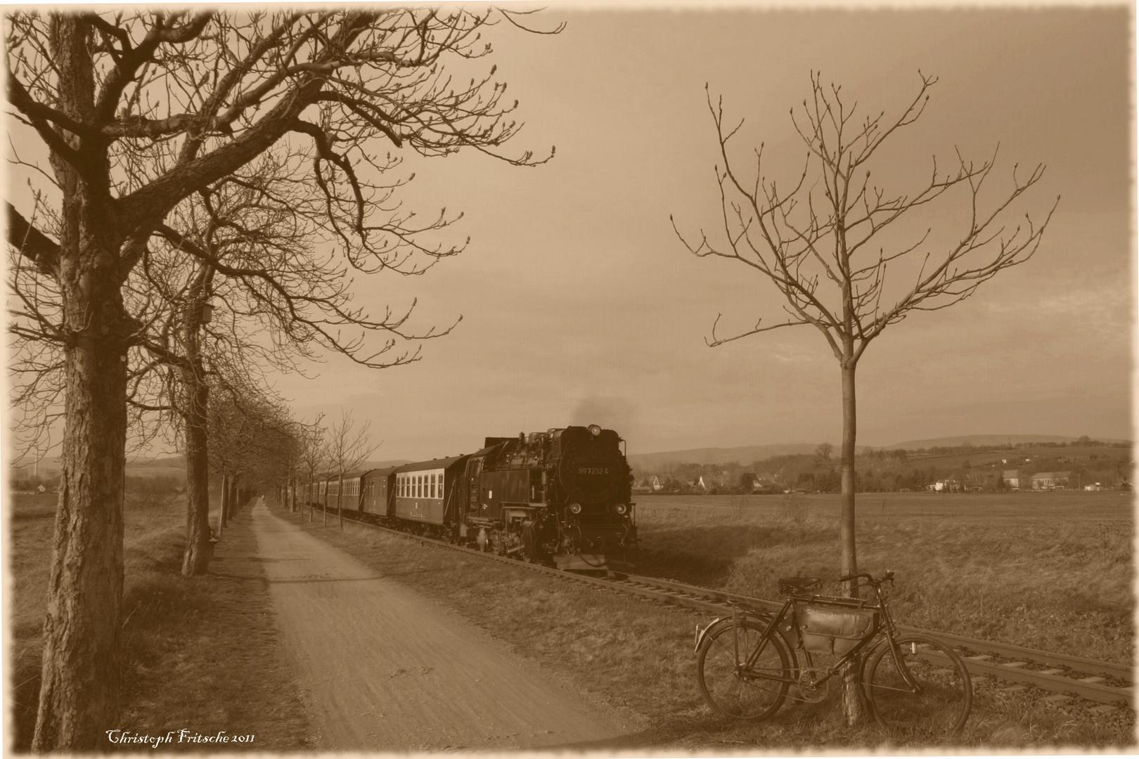 Harzbahn anno 1943