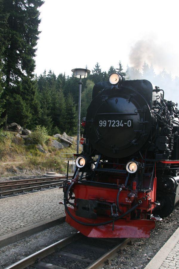Harzer Eisenbahnromantik