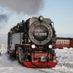 """Harzer Schmalspur Bahn in der """"Brockenspirale"""""""