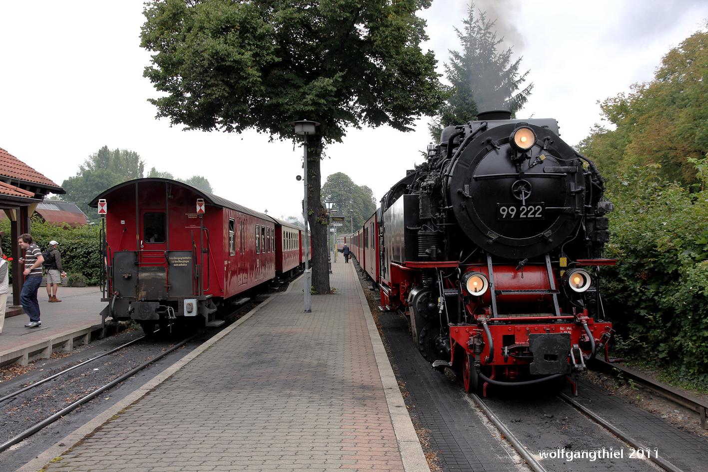 Harzer Schmalspurbahn 01