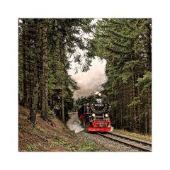 """Harzimpressionen """" Auf den Spuren der Harzer Schmalspurbahn*****..."""""""