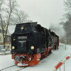 Harzquerbahn a la Werningerode