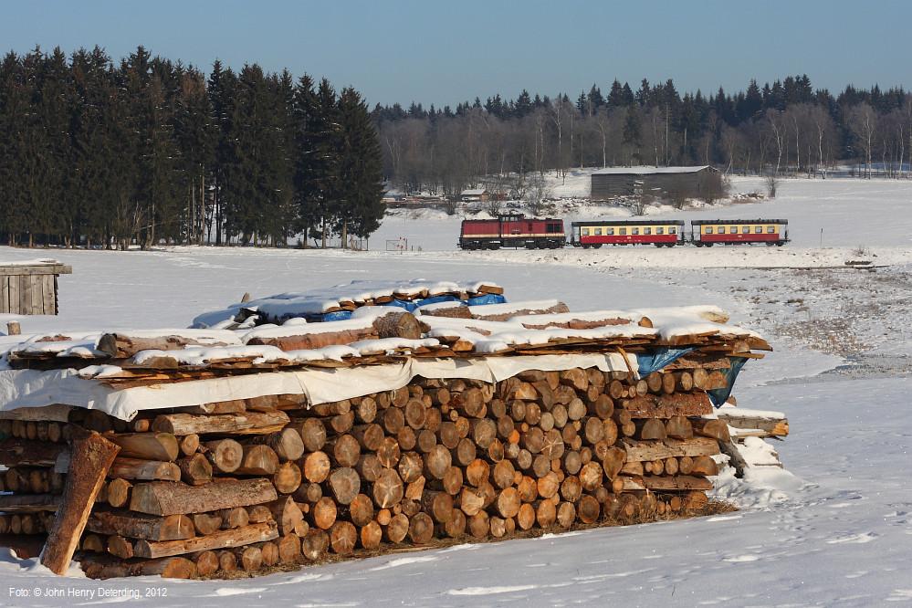 Harzquerbahn . Ersatzverkehr