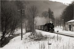 Harzquerbahn - Hp Netzkater