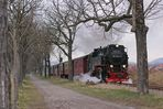 Harzquerbahn . Kastanienallee