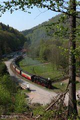 Harzquerbahn . Netzkater .