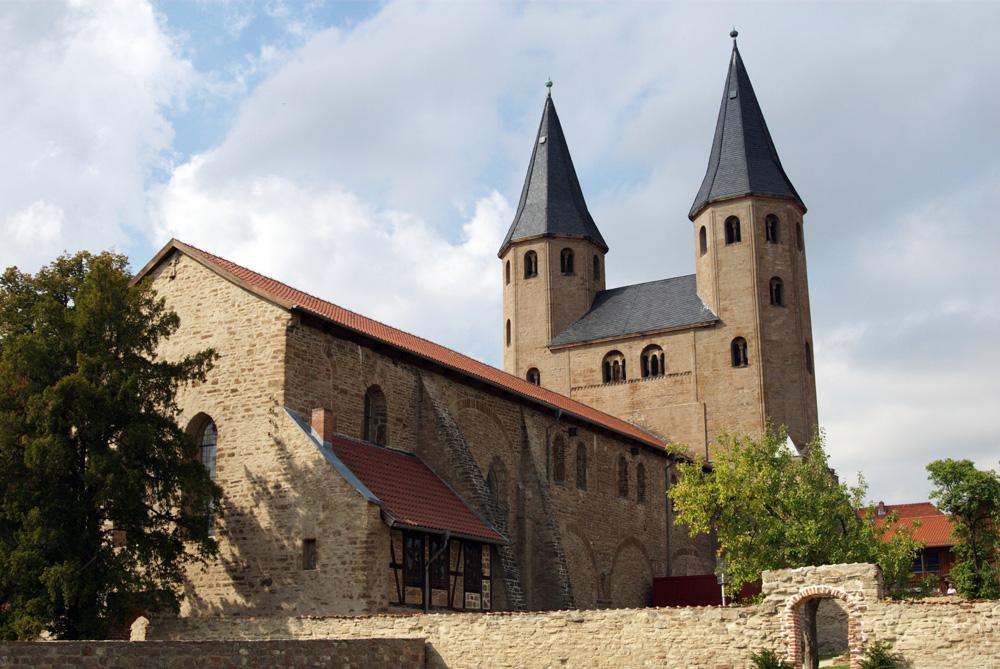 Harzreise VIII - Kloster Drübeck
