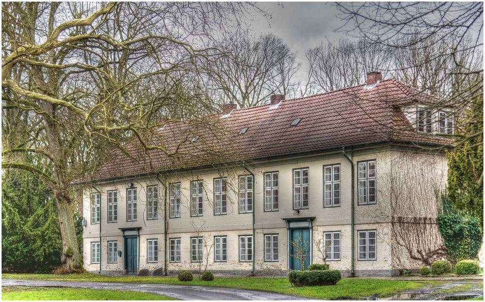 Haseldorfer Schloss