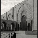 Hassan II. Moschee, Casablanca, Marokko (III)