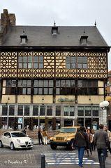 Hasselt - Fachwerkhaus Het Sweert
