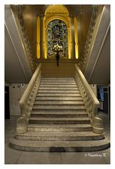Hasselt - Haus Corswarem - Treppenhaus -