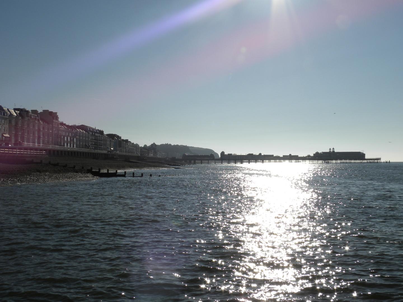 Hastings Pier.East Sussex.