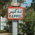 Hastn Rappel oder was?