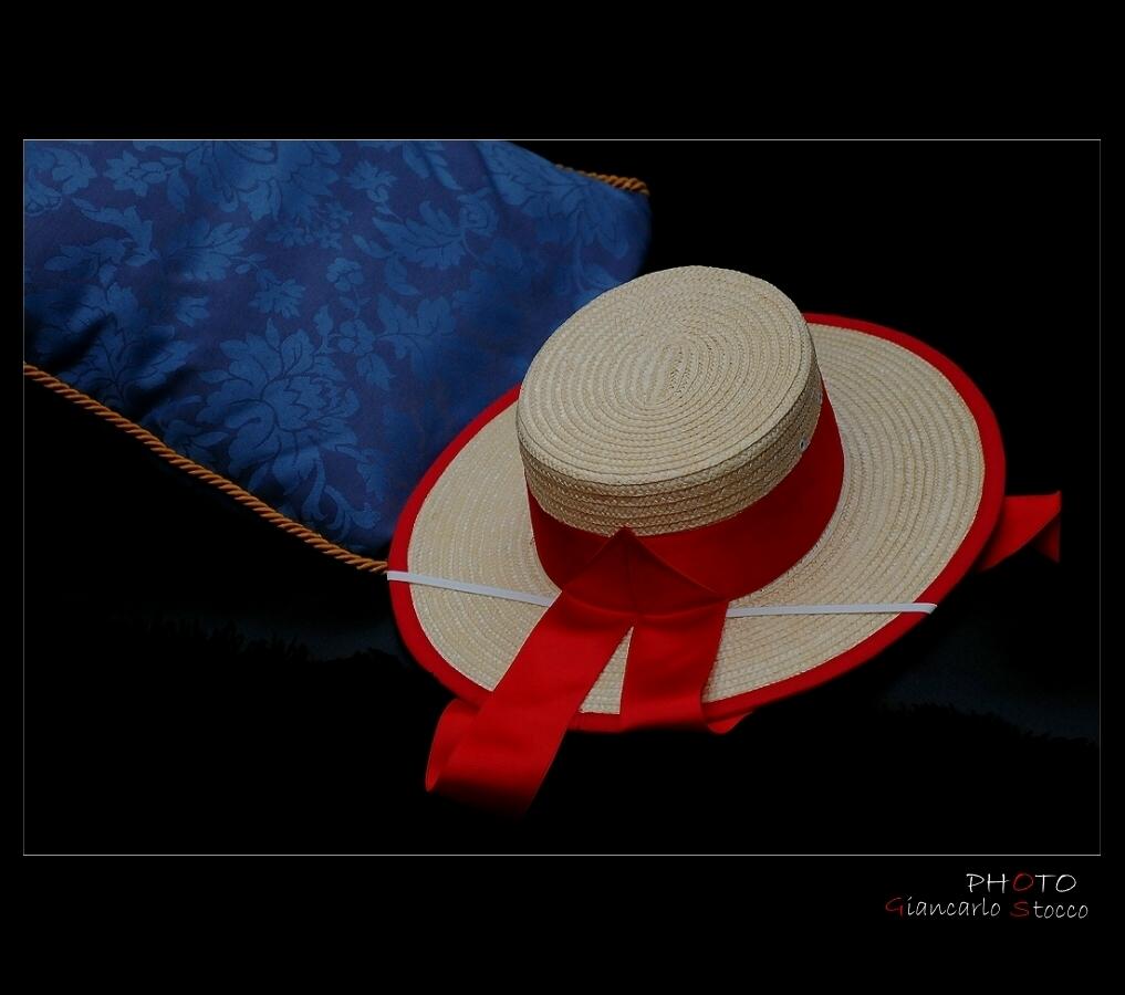 Hat in Venice