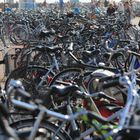 Hat jemand mein Fahrrad gesehen?