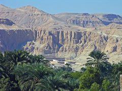 Hatschepsut - Dair al Bahri