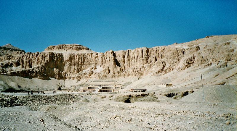 Hatschepsut Tempel