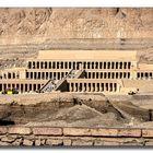 Hatschepsut Tempelanlage