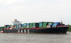 Hatta - Containerschiff