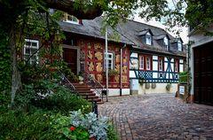 Hattenheim - Burggraben - Eberbacher Straße