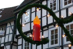 Hattingen - Adventsstimmung in historischer Umgebung