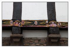 Hattingen - altes Rathaus (Detail)