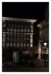 Hattingen - altes Rathaus @ Night