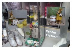 Hattingen - Osterdekoration